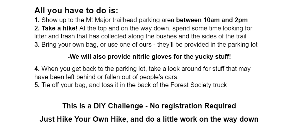 instructions on the DIY Challenge