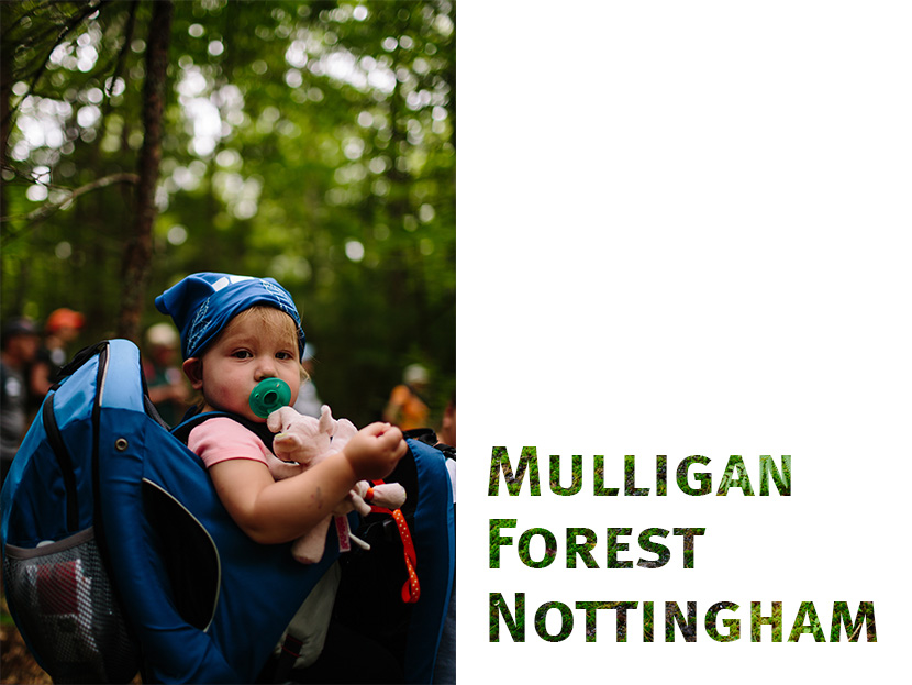Family-friendly hiking at Mulligan Forest in Nottingham, NH