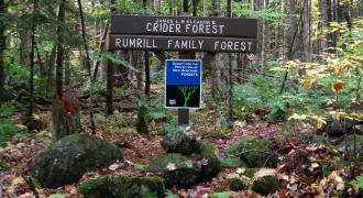 Crider-Rumrill Proeprty Sign