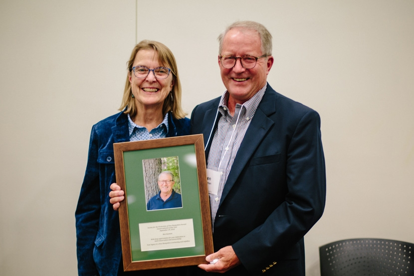 2018 Conservationist of the Year Ben Gayman