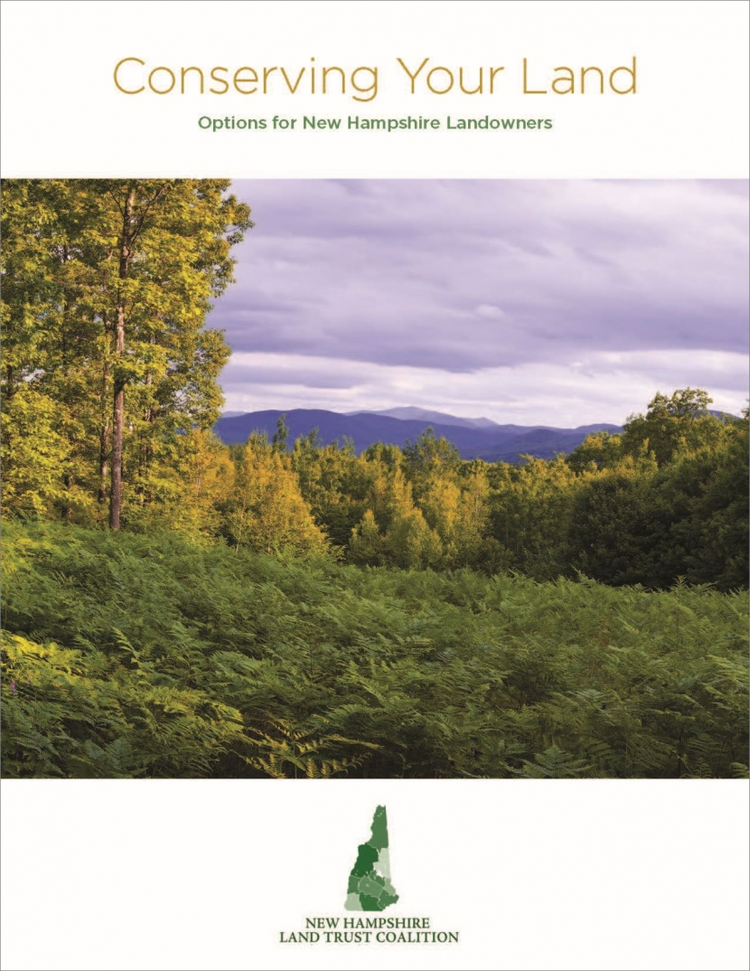 Conserving Your Land cover