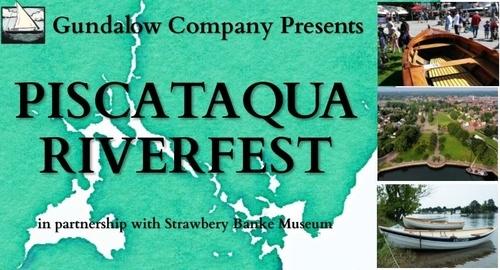 Piscataqua RiverFest Gundalow Company