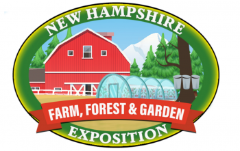 Logo of the New Hampshire Farm and Forest exposition.