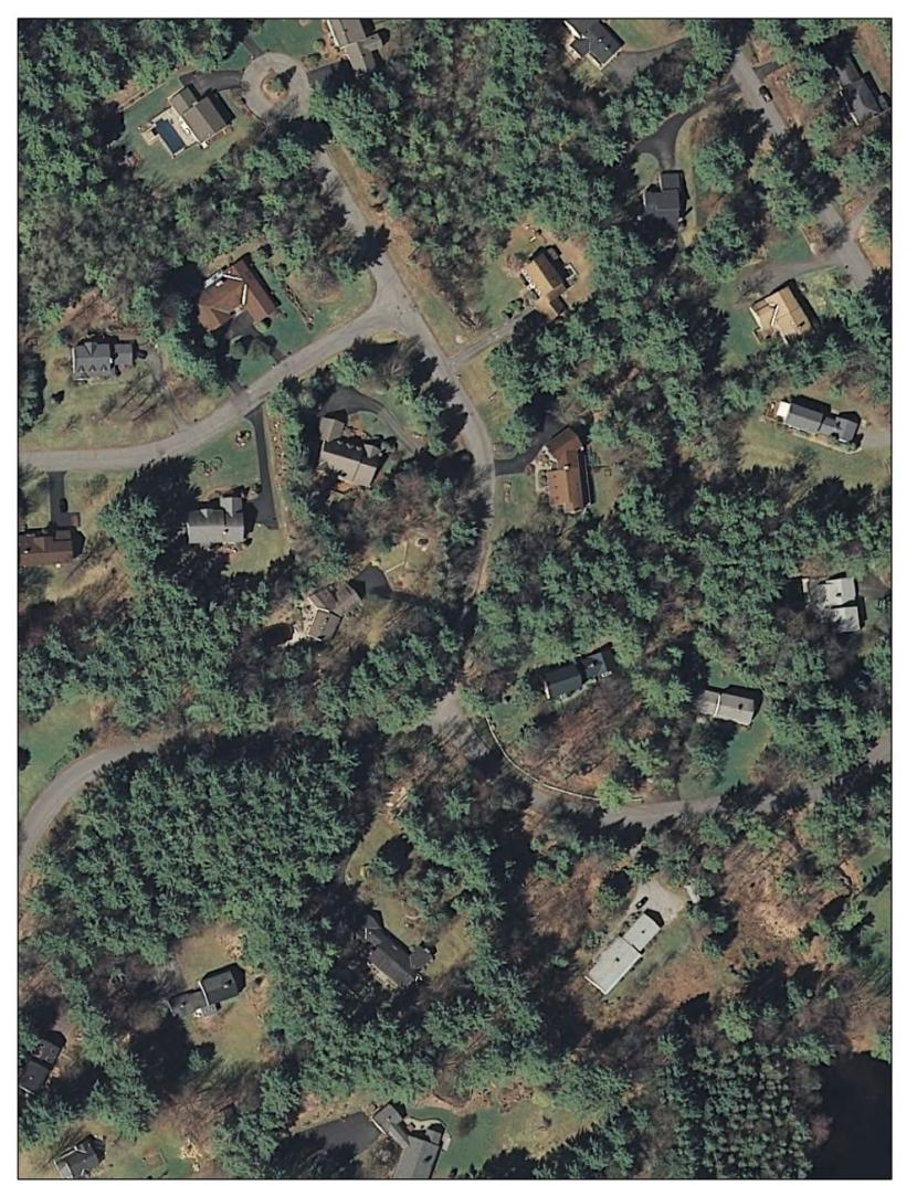 Forest cover, Exurban land use, Keene NH