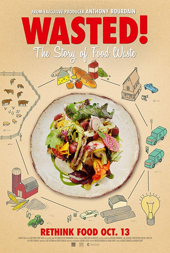 Wasted! The Story of Food Waste film poster
