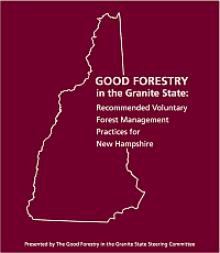 Good Forestry in the Granite State cover