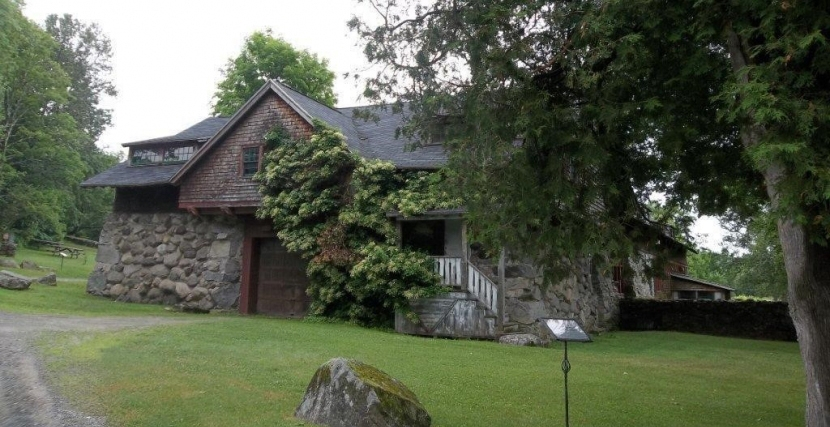The Carriage Barn at the Rocks. (Photo: Will Abbott)