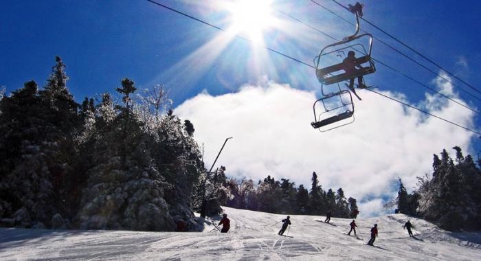 Mount Sunapee Ski Trail