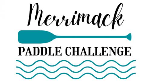 Merrimack Paddle Challenge logo