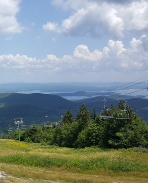 Chairlift at Gunstock Mountain Resort