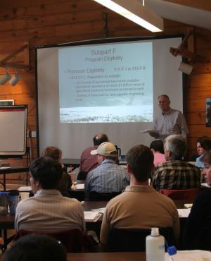 Conservation Center Conference Room Rental