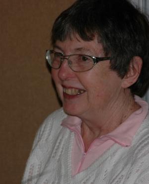 Mary Beth Robinson portrait