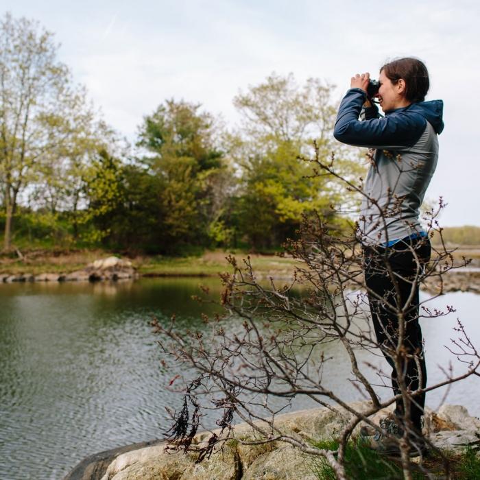 Creek Farm birding in Portsmouth