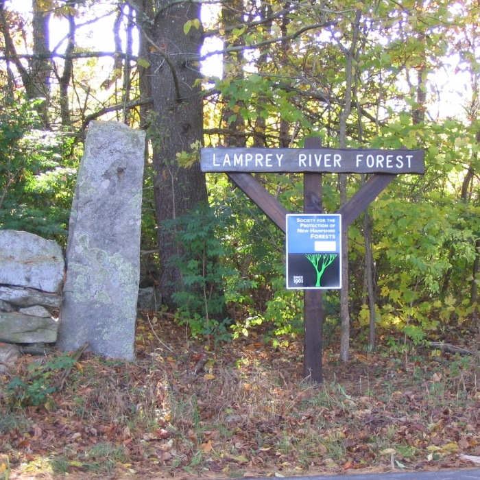 Lamprey River Forest | Forest Society on map of great bay nh, map of merrimack river nh, map of saco river nh,