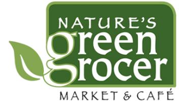The logo for Nature's Green Grocer.