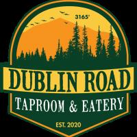 The logo of the Dublin Taproom.