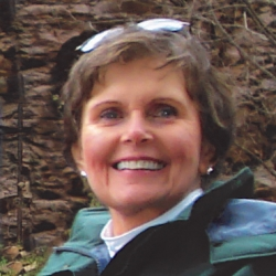 Janet Zeller, trustee for the Society for the Protection of New Hampshire Forests